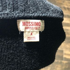 Mossimo Supply Co. Sweaters - Black sweater